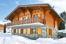 Ferienhaus 632228 für 8 Personen in Veysonnaz
