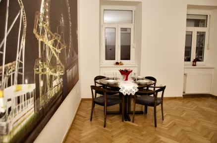 Holiday apartment 635575 for 4 persons in Bezirk 2-Leopoldstadt