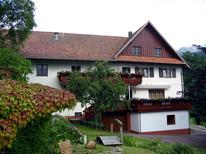 Holiday apartment 635810 for 5 persons in Seebach