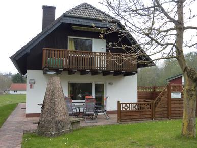 Ferienwohnung 639989 für 4 Personen in Frielendorf