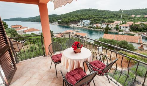 Holiday apartment 640245 for 6 persons in Bozava
