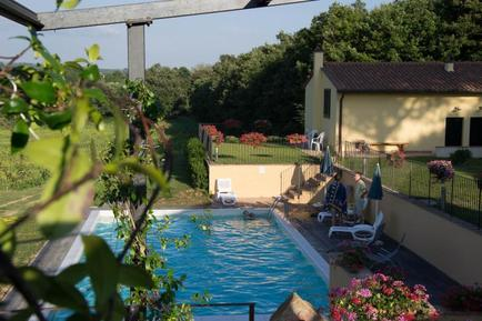 Holiday apartment 640703 for 4 persons in Gambassi Terme