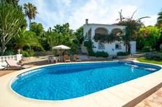 Holiday home 641393 for 6 persons in Jávea
