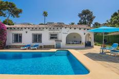Holiday home 641399 for 7 persons in Jávea