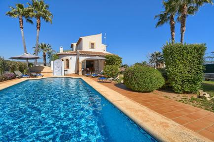 Holiday home 641408 for 6 persons in Jávea