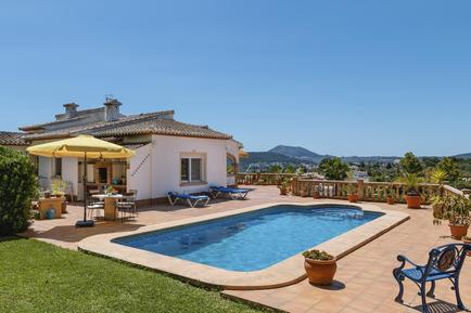 Holiday home 641424 for 6 persons in Jávea