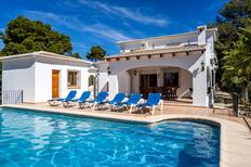 Holiday home 641440 for 6 persons in Jávea