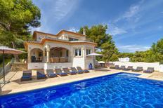 Villa 641447 per 12 persone in Jávea