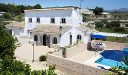 Holiday home 641458 for 5 persons in Jávea