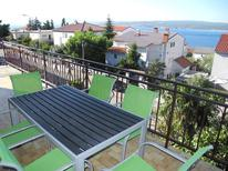Holiday apartment 641976 for 6 persons in Crikvenica
