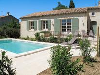 Holiday home 643887 for 8 persons in Maussane les Alpilles