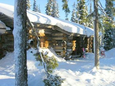 Ferienhaus 649609 für 8 Personen in Sodankylä