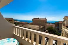 Mieszkanie wakacyjne 651057 dla 5 osób w Makarska