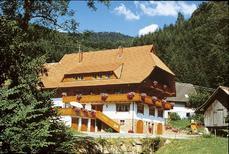 Studio 651387 pour 2 personnes , Oberharmersbach