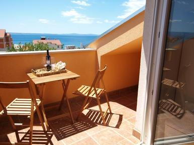 Holiday apartment 653085 for 2 adults + 2 children in Podstrana