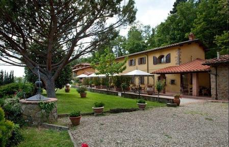 Holiday apartment 654539 for 4 adults + 3 children in Reggello