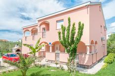 Rekreační byt 655847 pro 4 osoby v Sukošan