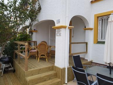 Holiday home 659408 for 4 adults + 2 children in Orihuela (punta Prima)
