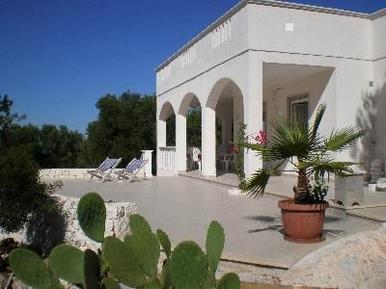 Ferienhaus 660991 für 6 Personen in Carovigno