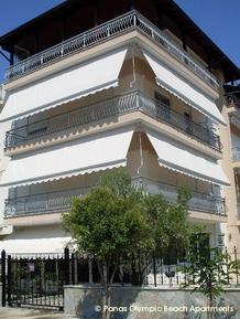 Appartamento 661712 per 3 persone in Kateríni