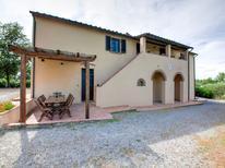 Ferienwohnung 662791 für 6 Personen in Capannoli