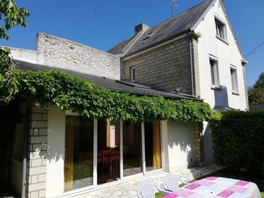 Villa 663166 per 4 adulti + 2 bambini in Isigny-sur-Mer
