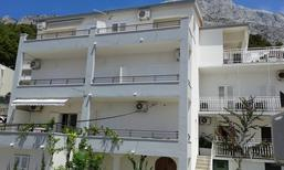 Studio 663816 voor 3 personen in Baska Voda
