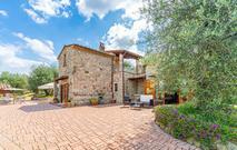 Gemütliches Ferienhaus : Region Seggiano für 6 Personen
