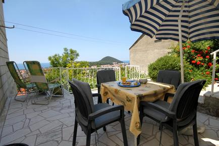 Studio 665008 for 4 persons in Dubrovnik