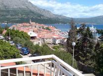 Mieszkanie wakacyjne 665074 dla 2 osoby w Korčula