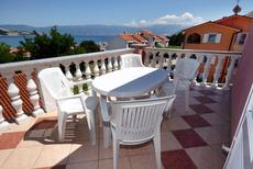 Studio 667709 for 6 persons in Baška