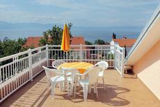 Appartement de vacances 669377 pour 4 personnes , Njivice
