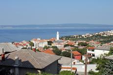 Appartement 669640 voor 6 personen in Novi Vinodolski