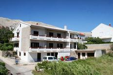 Holiday apartment 669830 for 5 persons in Pag