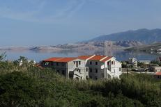 Holiday apartment 669840 for 6 persons in Pag