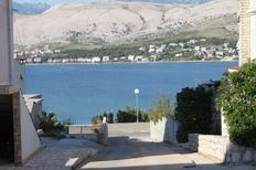 Holiday apartment 669868 for 6 persons in Pag