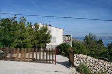 Appartement de vacances 670399 pour 2 personnes , Smokvica auf Pag