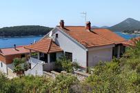 Für 4 Personen: Hübsches Apartment / Ferienwohnung in der Region Brgulje