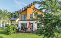 Villa 674458 per 6 adulti + 2 bambini in Feriendorf Rübezahl