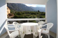 Appartement de vacances 675367 pour 4 personnes , Baska Voda