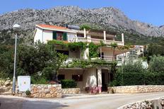 Appartement 676346 voor 4 personen in Ivan Dolac