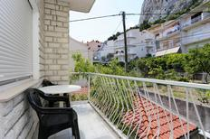 Appartement 677634 voor 4 personen in Omiš