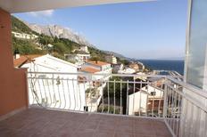 Appartement de vacances 678018 pour 4 personnes , Podgora