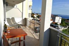 Mieszkanie wakacyjne 678393 dla 2 osoby w Podstrana