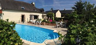 Holiday home 681086 for 9 persons in La Croix-Avranchin