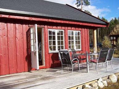 Ferienhaus 681247 für 8 Erwachsene + 1 Kind in Vrådal