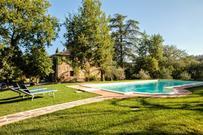 Gemütliches Ferienhaus : Region Sinalunga für 10 Personen