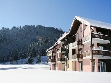 Appartement de vacances 682190 pour 8 personnes , Moléson-sur-Gruyères