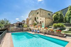 Holiday home 682978 for 8 adults + 3 children in Castiglion Fiorentino