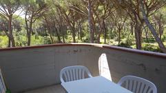 Für 5 Personen: Hübsches Apartment / Ferienwohnung in der Region Principina a Mare